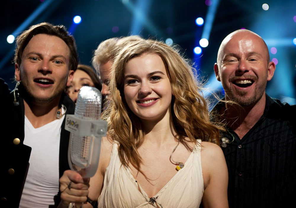 Emmelie de Forest (Danemarca), castigatoarea Eurovision 2013