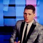 "Michael Buble în clipul ""Who's Lovin' You"""
