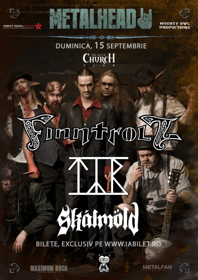 poster-concert-Finntroll-silver-church-septembrie-2013