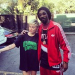 Snoop Lion și Miley Cyrus