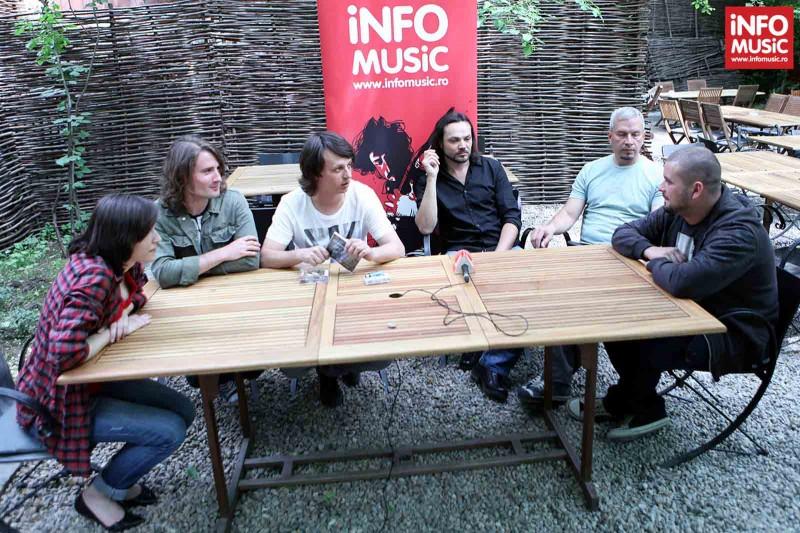 Alternosfera în interviu pentru InfoMusic.ro