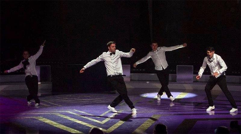 Trupa Freakquency a castigat finala Romania Danseaza