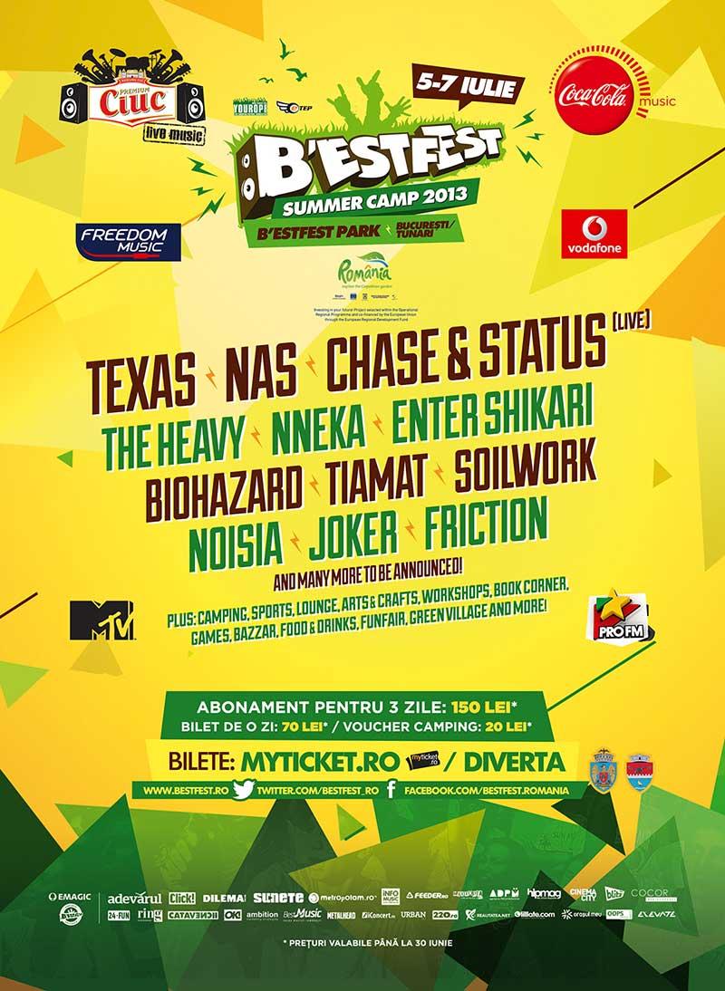 B'ESTFEST 2013 la BESTFEST Park