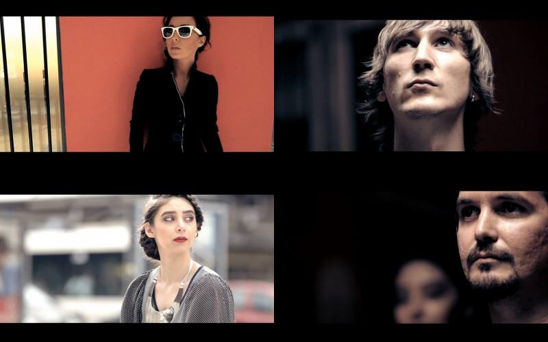 """Secvenţe din videoclipul """"Singurătate Urbană"""""""