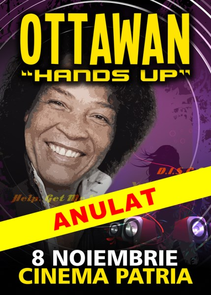 ANULAT - Ottawan la Cinema Patria