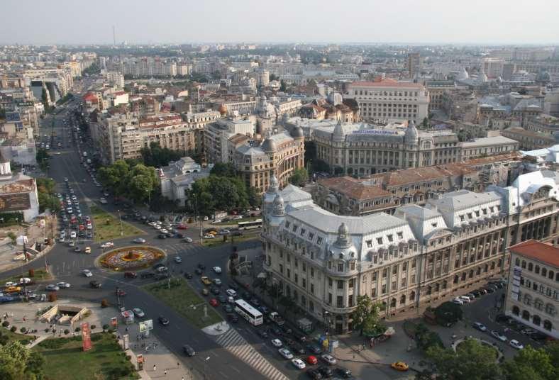 Piața Universității din București