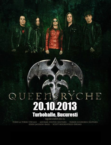 Queensryche la Turbohalle