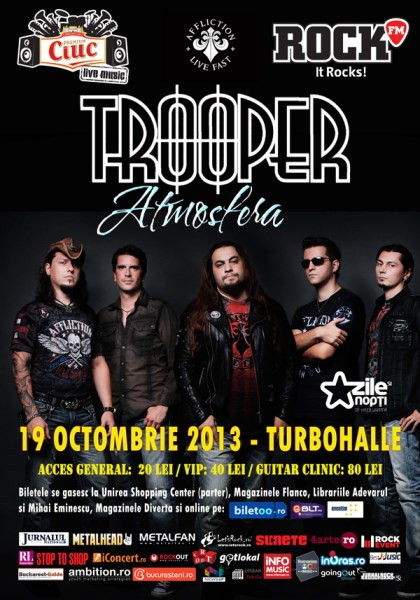 Trooper la Turbohalle