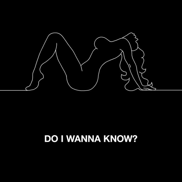 "Arctic Monkeys - ""Do I Wanna Know"" single 2013"