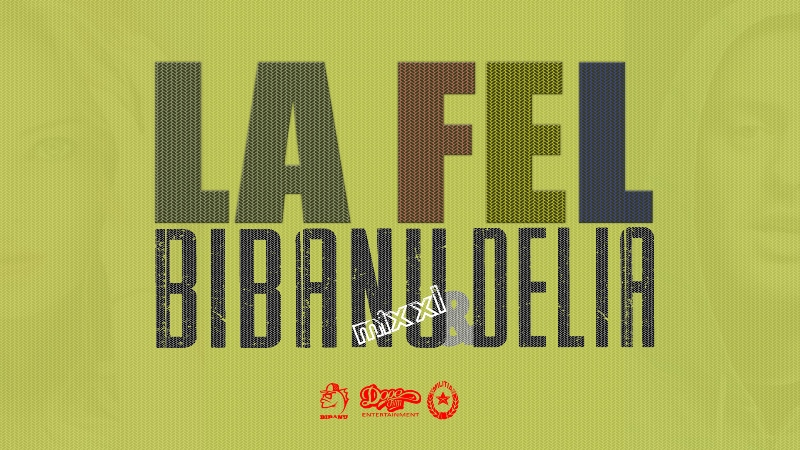 "Bibanu MixXL - ""La fel"" feat. Delia single 2013"