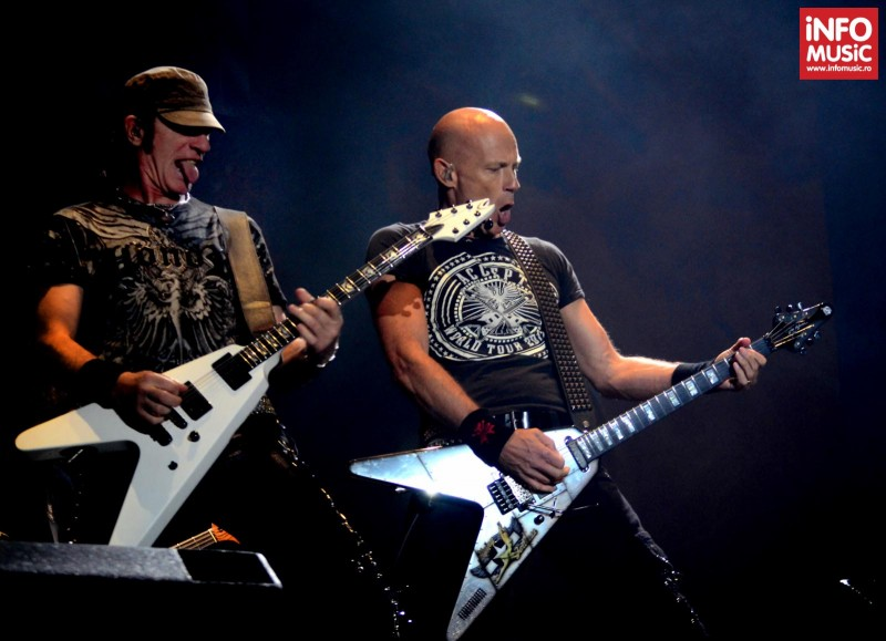 Accept la Kavarna Rock Festival