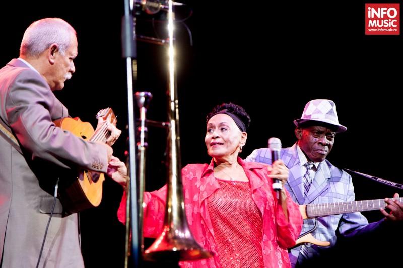 Concert Buena Vista Social Club la Sala Palatului
