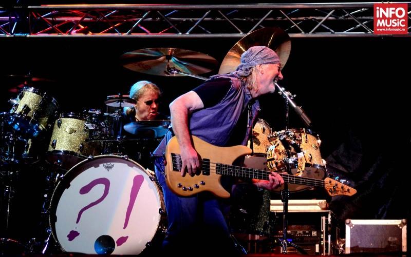 Deep Purple la Kavarna Rock Festival