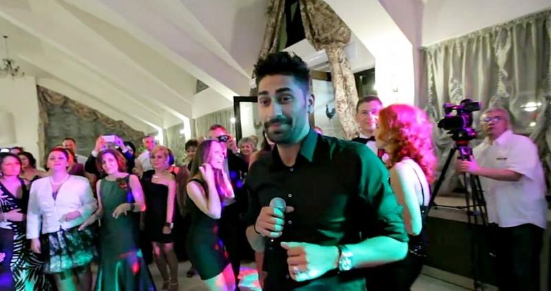 Connect-R a cântat la nunta chitaristului său Răzvan Matache