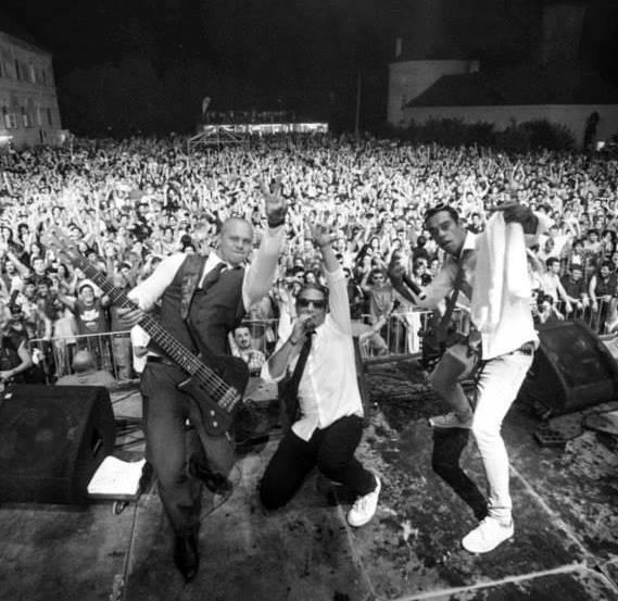 Dub Pistols la Electric Castle Festival Romania, Cluj 2013