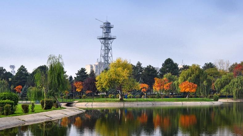 Parcul Olimpia din Ploiești din Ploiești