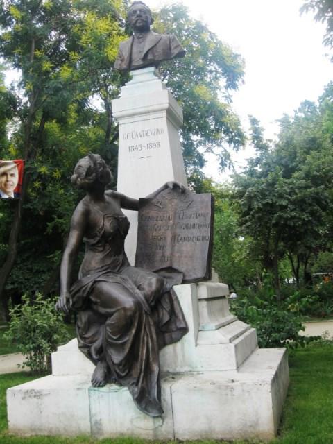 Parcul Grădina Icoanei din București