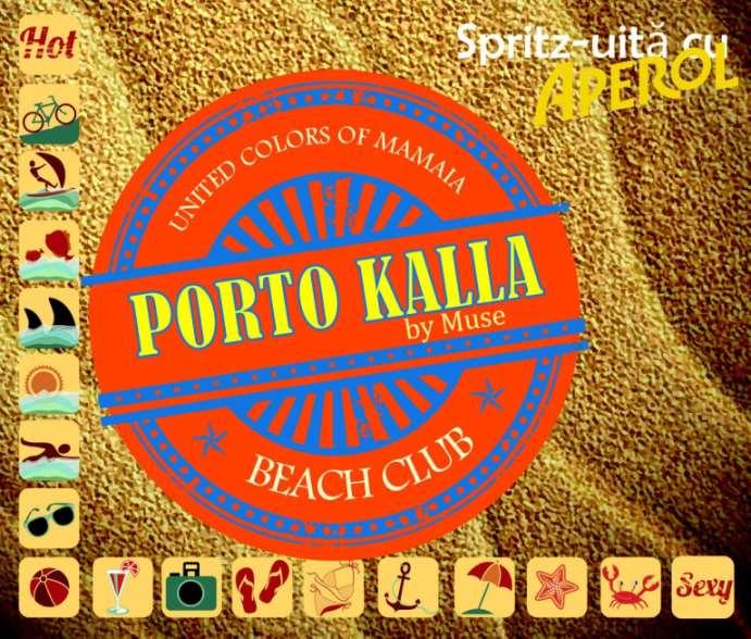 Porto Kalla Beach Club din Constanta