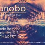 poster-concert-bonobo-arenele-romane-septembrie 2013