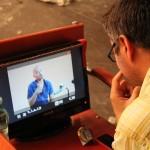 """Poze din timpul filmărilor clipului """"Bagă bani"""" - Puya și Don Baxter (Special Guest Connect-R)"""