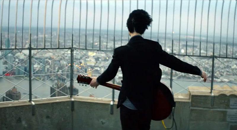 Secventa din clipul Yeah Yeah Yeahs - Despair