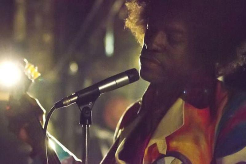 Andre 3000 a intrat în pielea lui Jimi Hendrix în filmul biografic