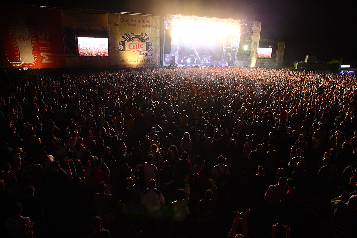 Audienta record la Bestfest 2013 cu prilejul concertului NAS