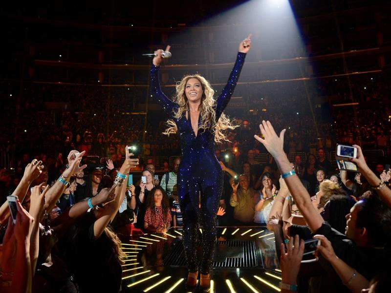 Beyonce - Live în LA -