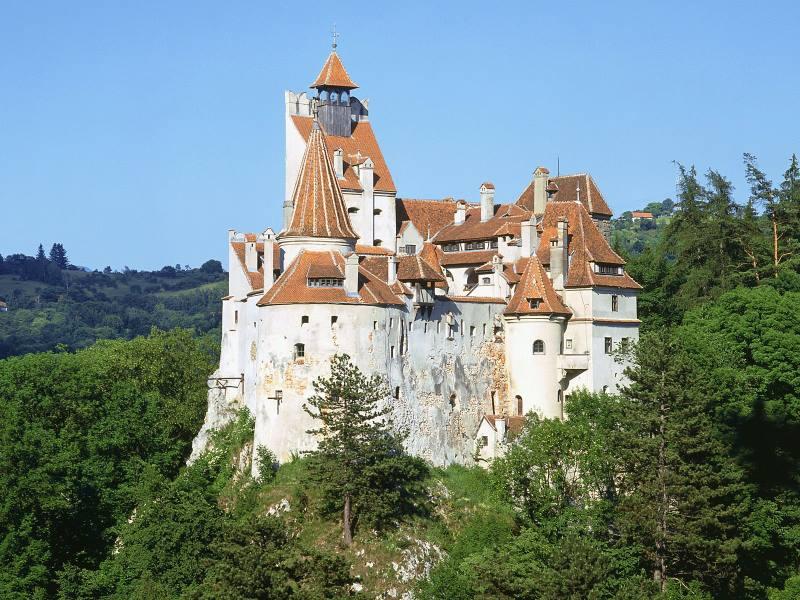 Castelul Bran din Brasov
