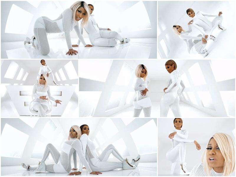 "Secvențe clip Ciara - ""I'm Out"" feat. Nicki Minaj"