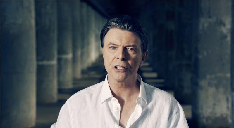 """Secventa videoclip """"Valentine's Day""""  - David Bowie"""