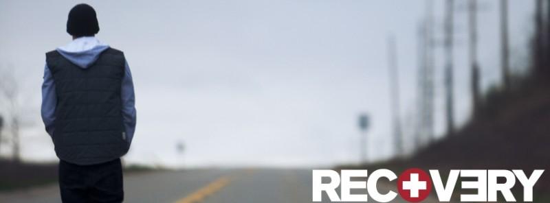 """Eminem - """"Recovery"""" (album lansat în 2010)"""