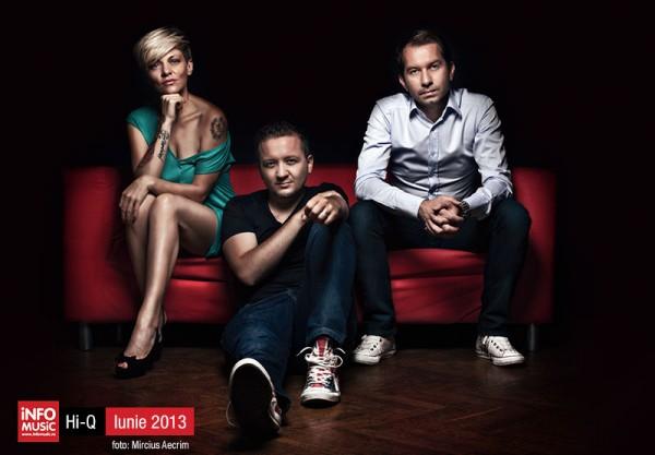 Hi-Q în fotografii - ședință foto cu Mircius Aecrim (2013)