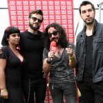 Interviu cu Changing Skins la B'Estfest 2013