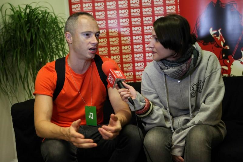 Interviu cu DJ Friction la BESTFEST 2013