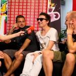 Interviu cu GRIMUS la BESTFEST 2013