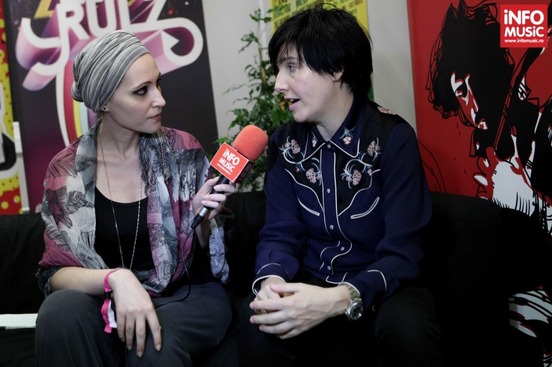 Interviu cu Sharleen Spiteri - solista TEXAS