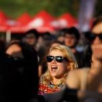 Publicul de la Festivalul Peninsula 2013