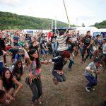 Publicul de la Festivalul Peninsula 2013 - concert COMA