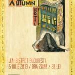 poster-concert-Jai-bistrot-bucuresti-autumn-hotel-5-iulie-2013