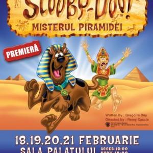 Scooby-Doo şi Misterul Piramidei