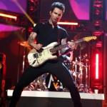 Adam Levine, solistul Maroon 5