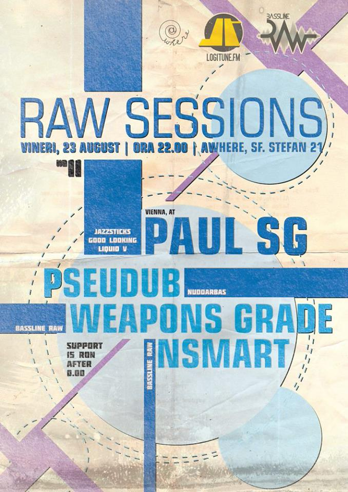Raw Sessions 11