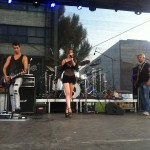 Bubu a susținut ultimul concert alături de LaLa Band, înainte de a pleca în SUA - Craiova, august 2013