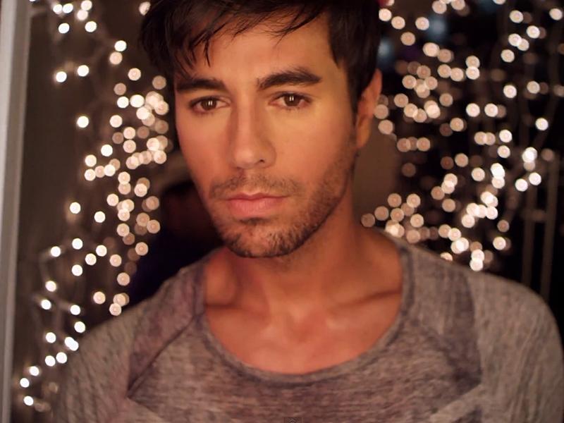 Secvență clip Enrique Iglesias -