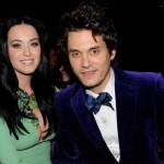 John Mayer și Katy Perry la Premiile Grammy 2013