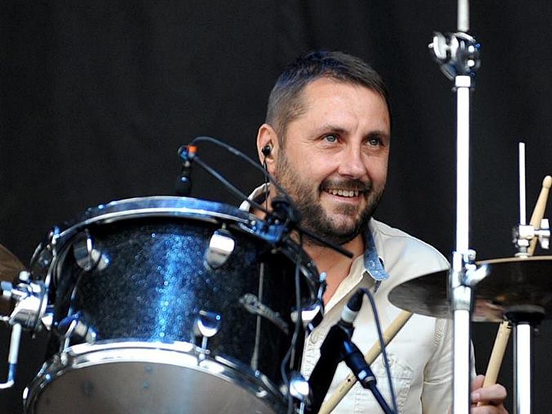 Jon Brookes (baterist - The Charlatans - 1969 -2013)