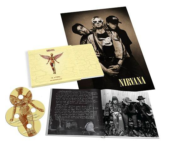 "Nirvana - ""In Utero"" - Special Deluxe Edition"