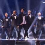 NSYNC s-au reunit pe la MTV VMA 2013