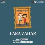 poster-concert-fara-zahar-doors-beach-23-august-2013